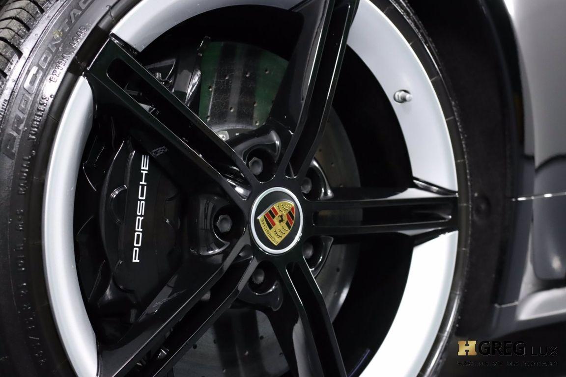 2020 Porsche Taycan Turbo S #27