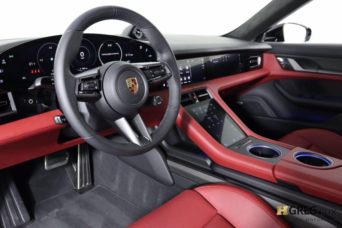 2020 Porsche Taycan Turbo S #1