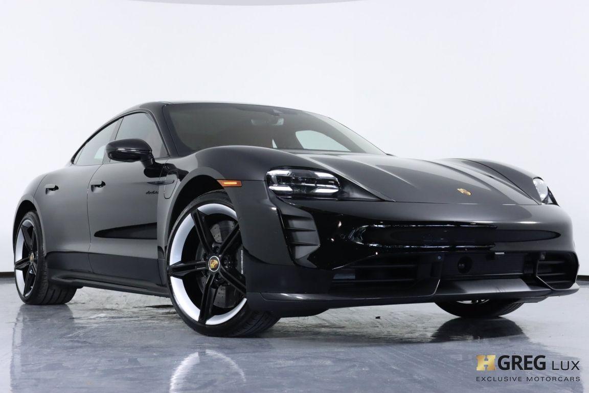 2020 Porsche Taycan Turbo S #34