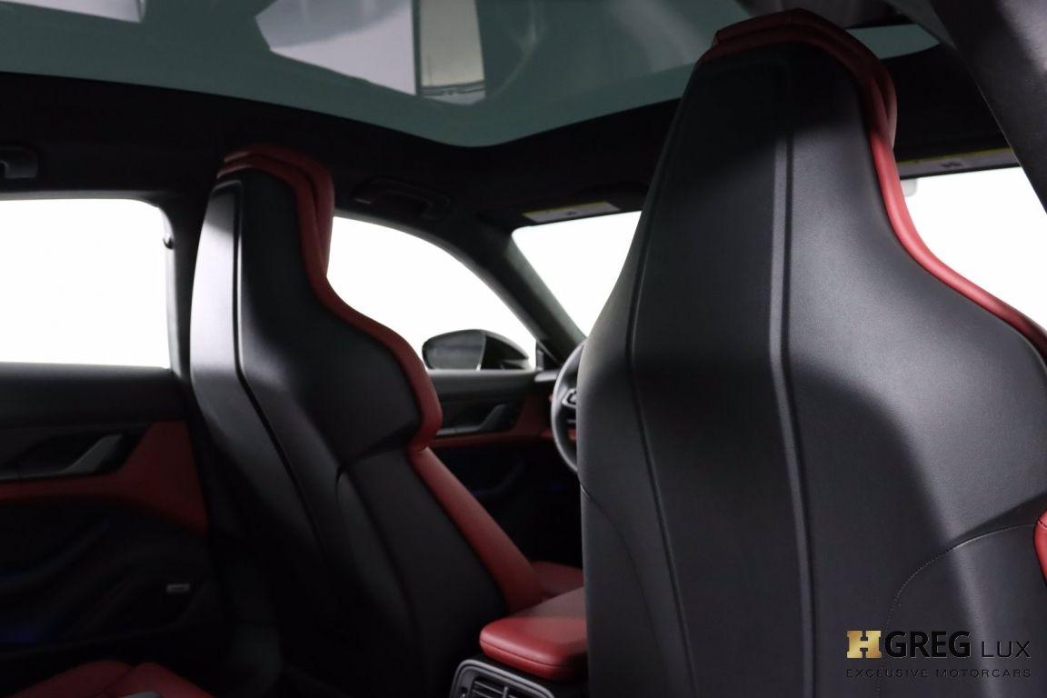 2020 Porsche Taycan Turbo S #67