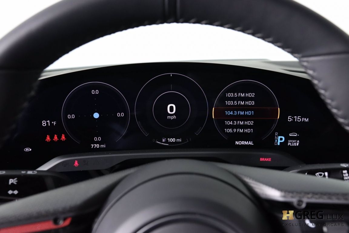 2020 Porsche Taycan Turbo S #63