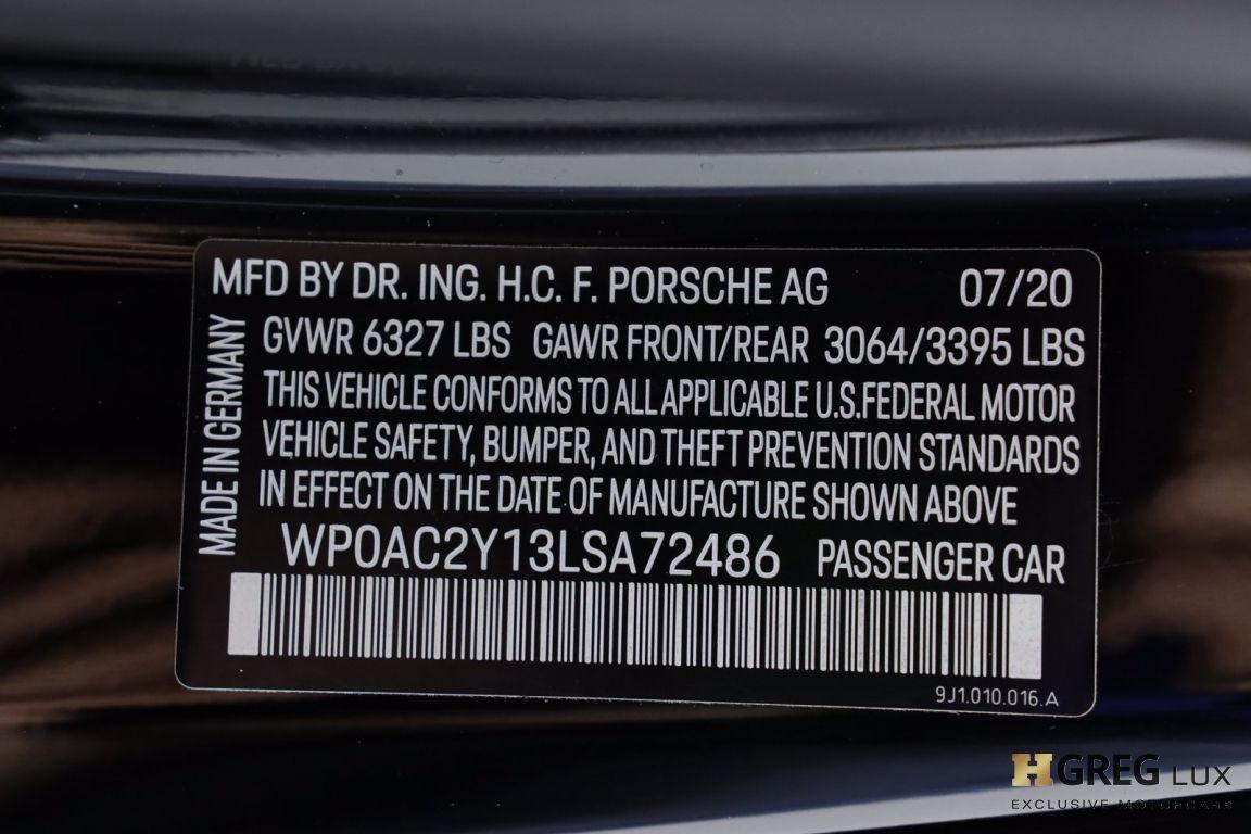 2020 Porsche Taycan Turbo S #72