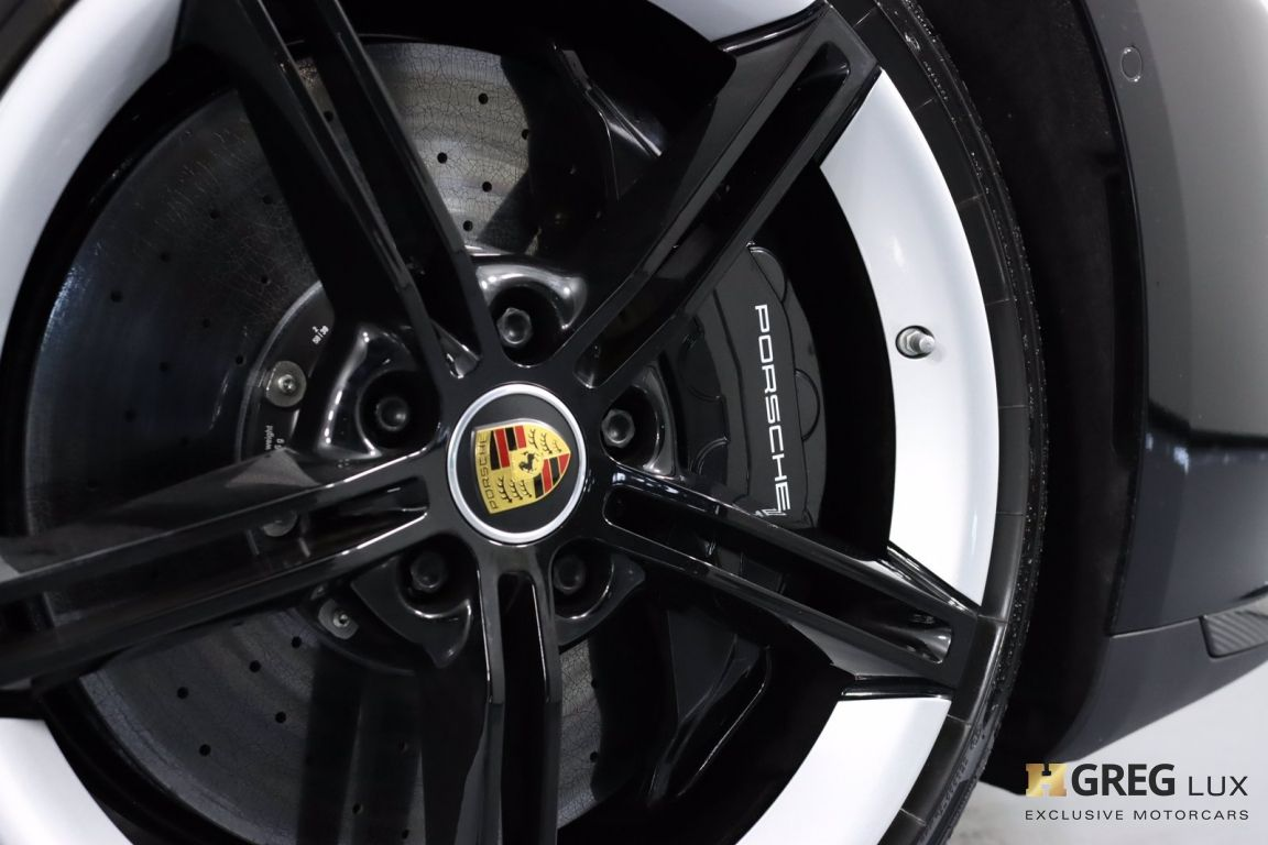 2020 Porsche Taycan Turbo S #13