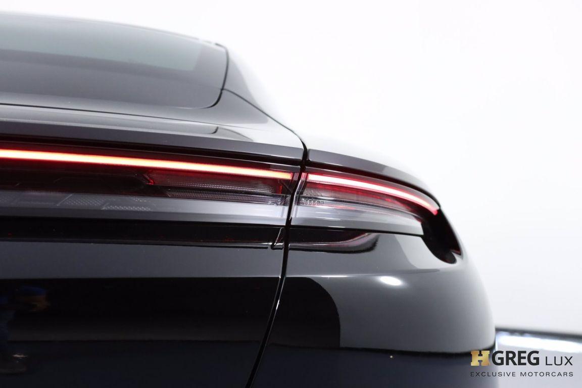 2020 Porsche Taycan Turbo S #21