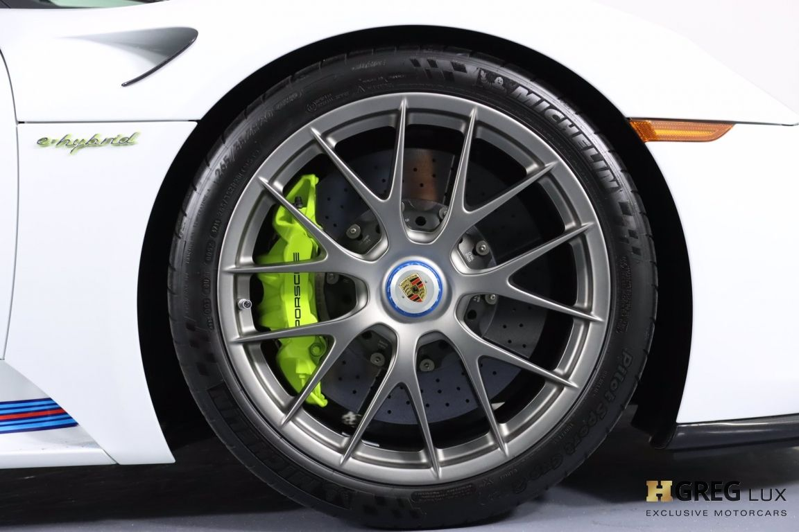 2015 Porsche 918 Spyder  #13