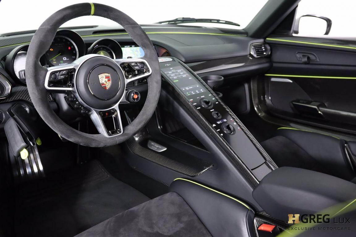 2015 Porsche 918 Spyder  #1