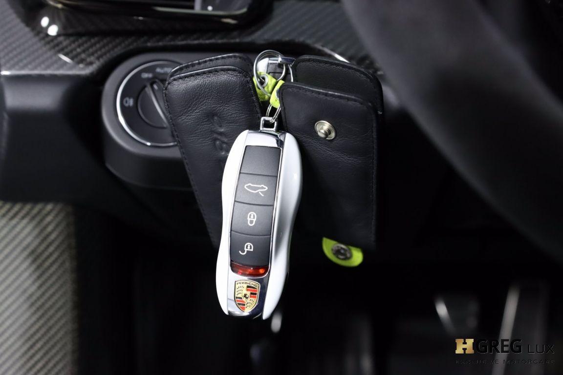 2015 Porsche 918 Spyder  #64