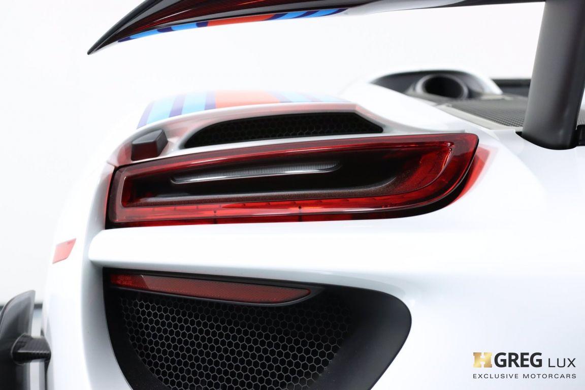 2015 Porsche 918 Spyder  #21