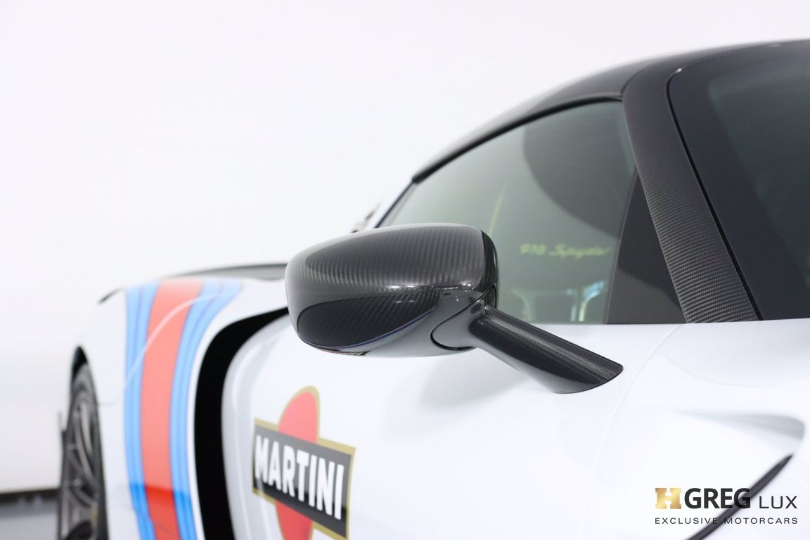2015 Porsche 918 Spyder  #8