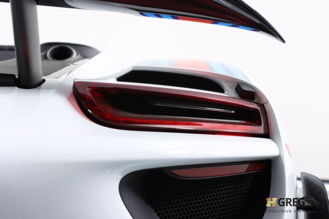 2015 Porsche 918 Spyder  #22