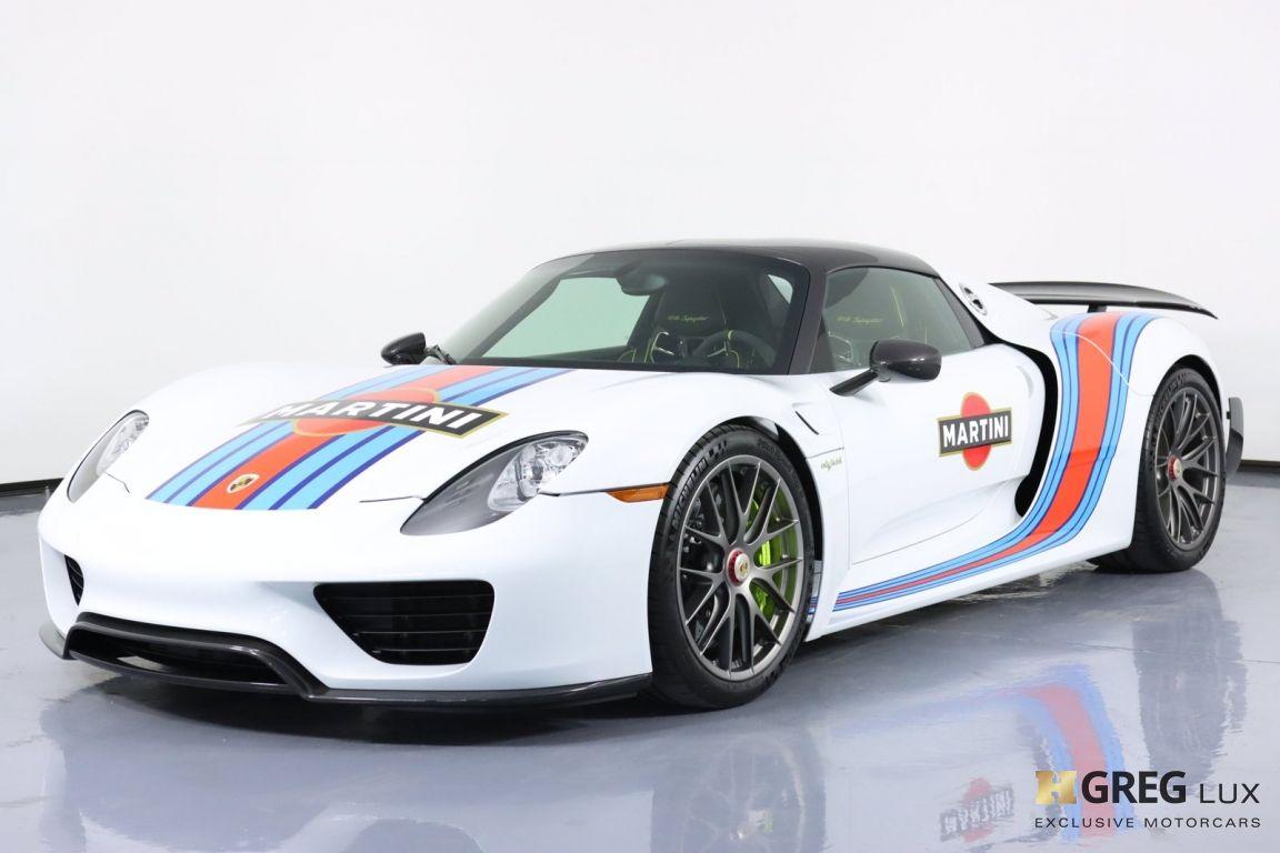 2015 Porsche 918 Spyder  #37
