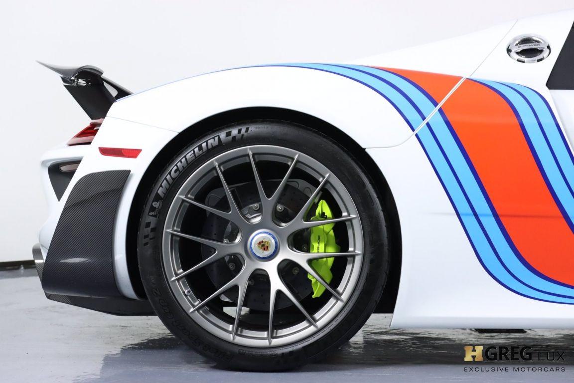 2015 Porsche 918 Spyder  #16