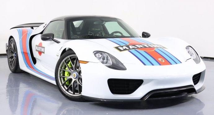 2015 Porsche 918 Spyder  #0