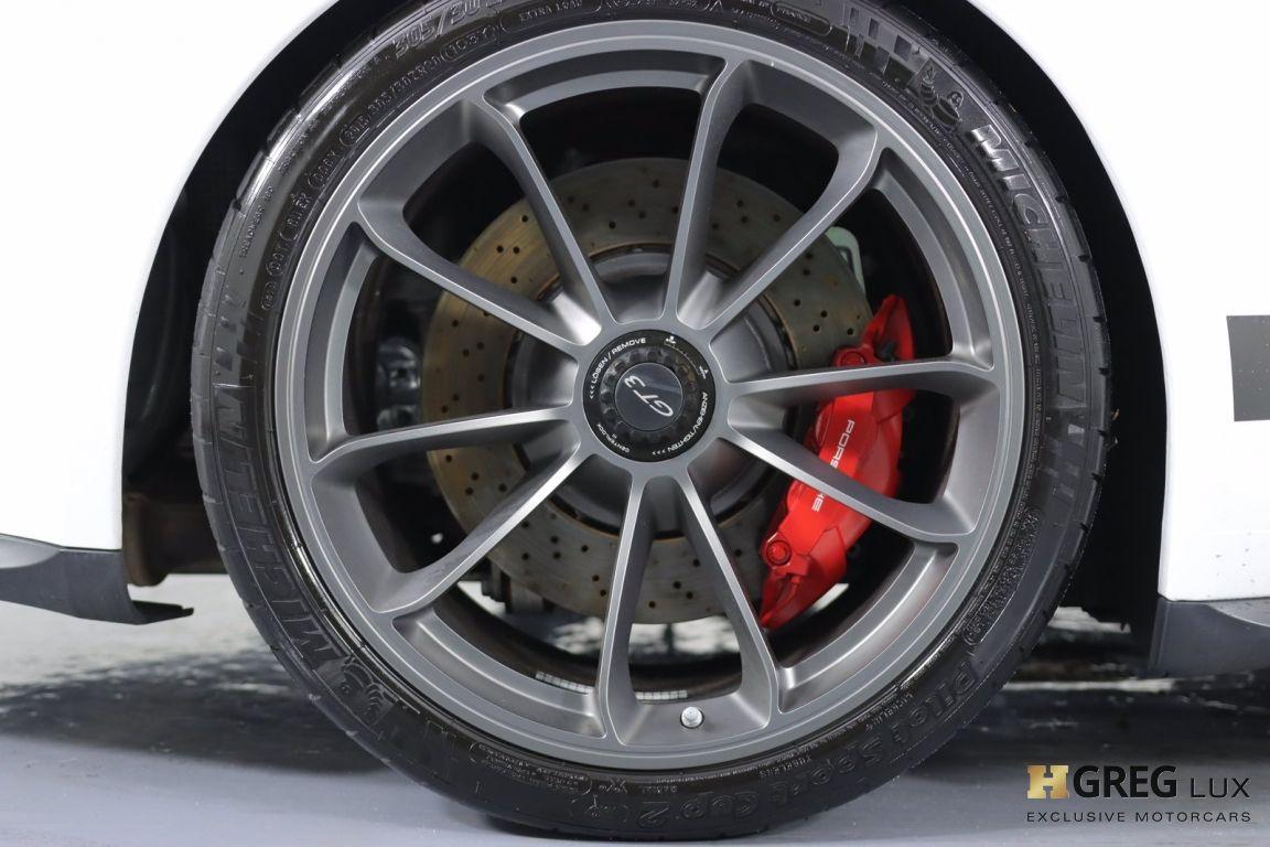 2016 Porsche 911 GT3 #15