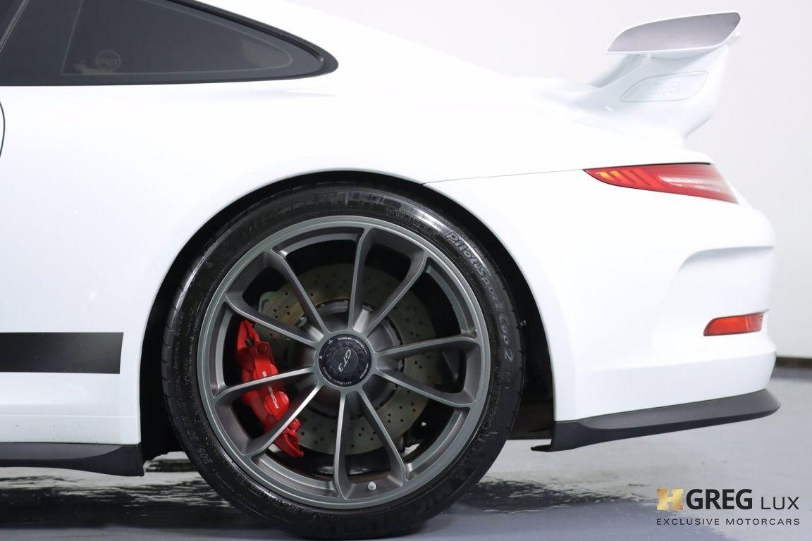 2016 Porsche 911 GT3 #26