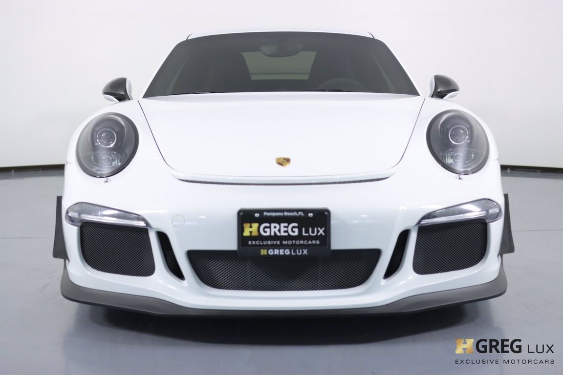 2016 Porsche 911 GT3 #3