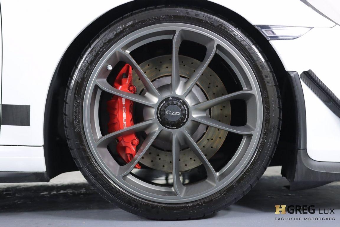 2016 Porsche 911 GT3 #12