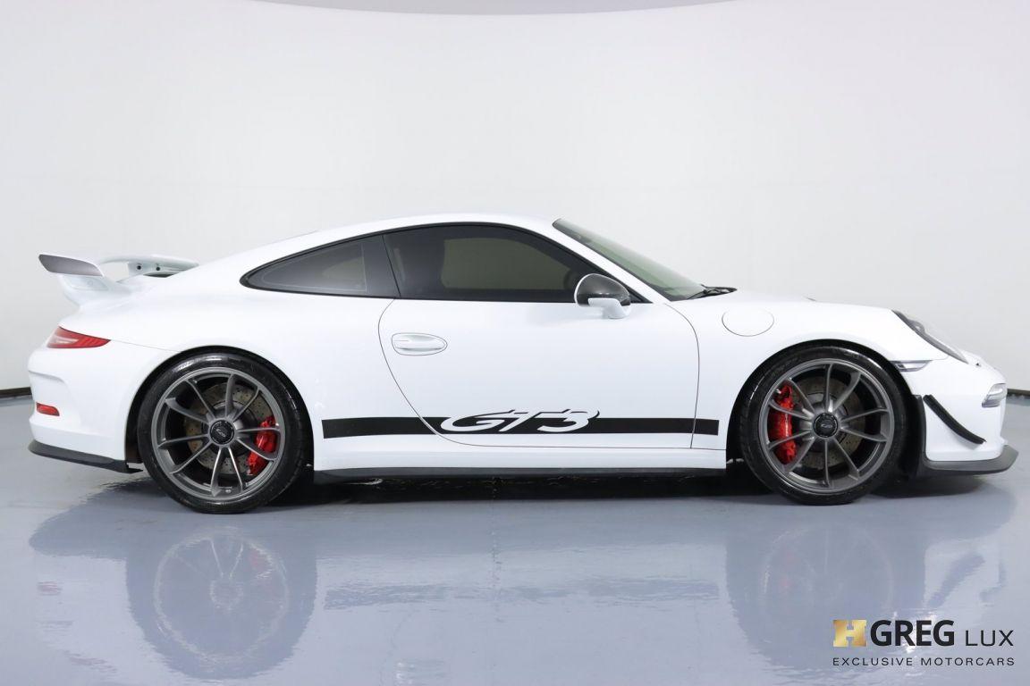 2016 Porsche 911 GT3 #10