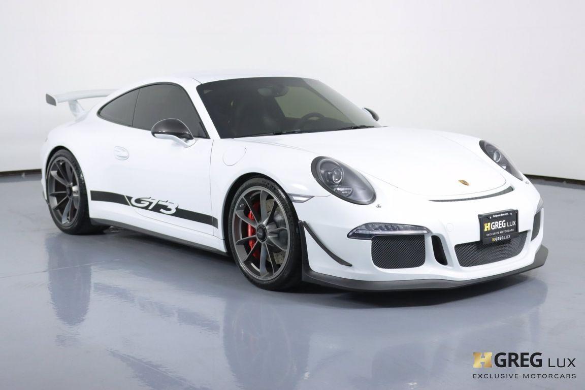 2016 Porsche 911 GT3 #9
