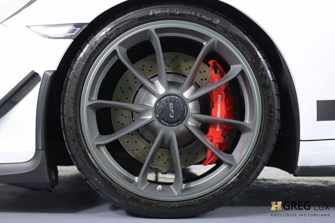 2016 Porsche 911 GT3 #24
