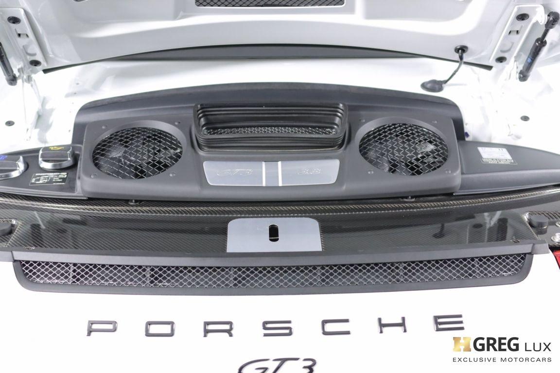 2016 Porsche 911 GT3 #43