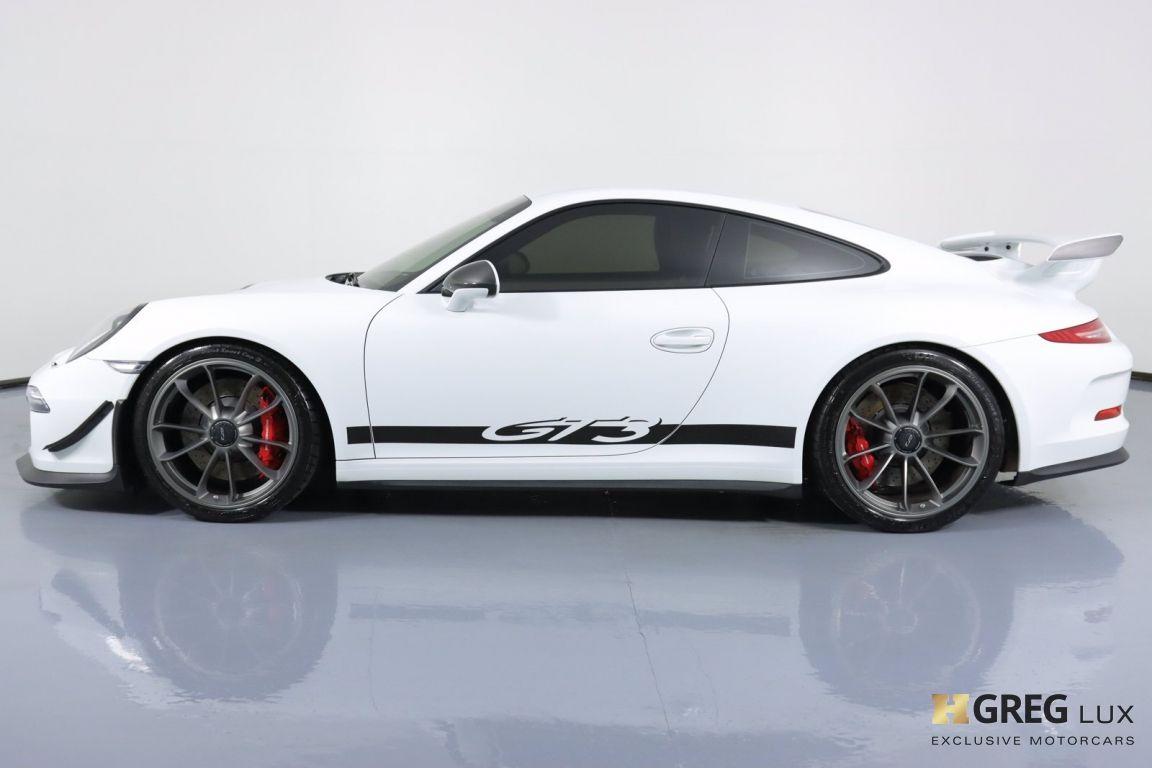 2016 Porsche 911 GT3 #22