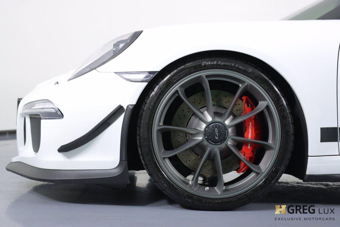 2016 Porsche 911 GT3 #23