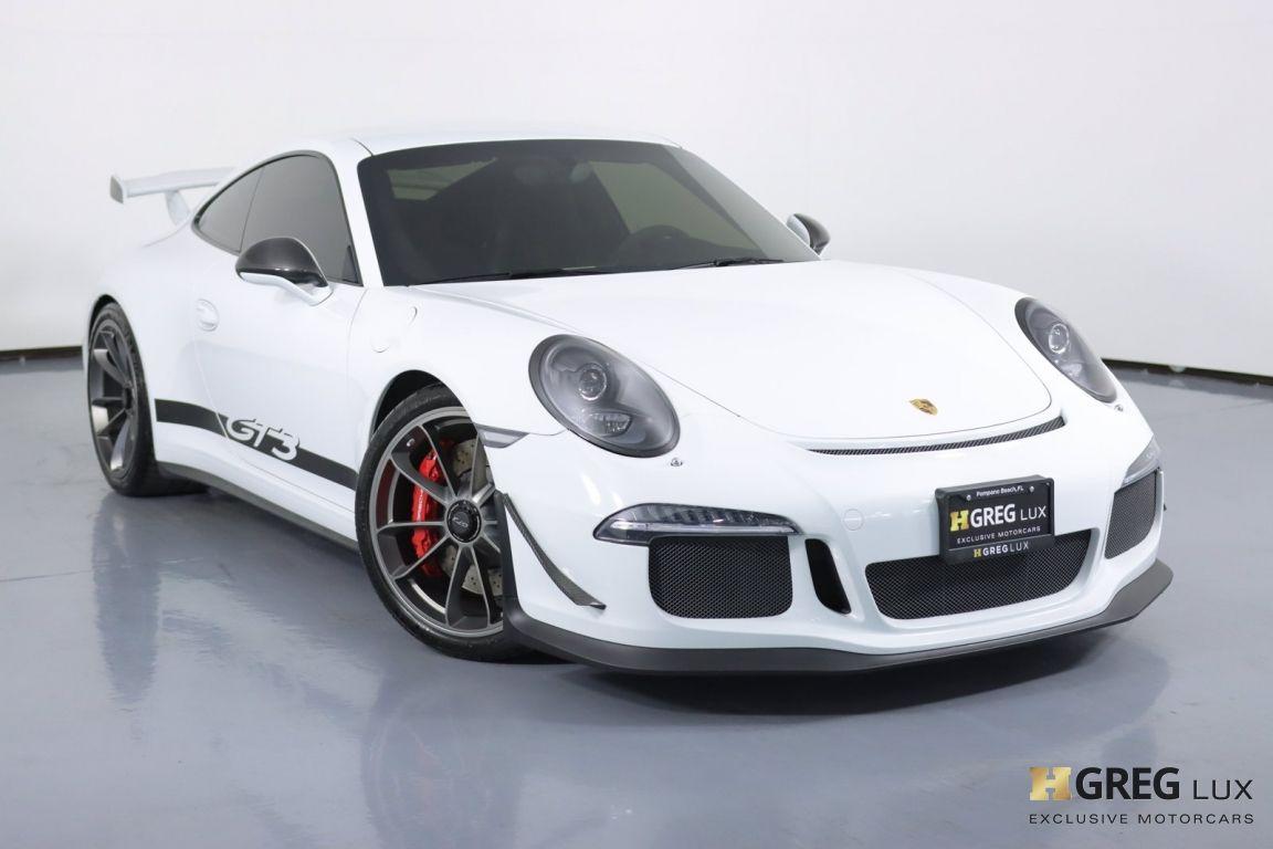 2016 Porsche 911 GT3 #0