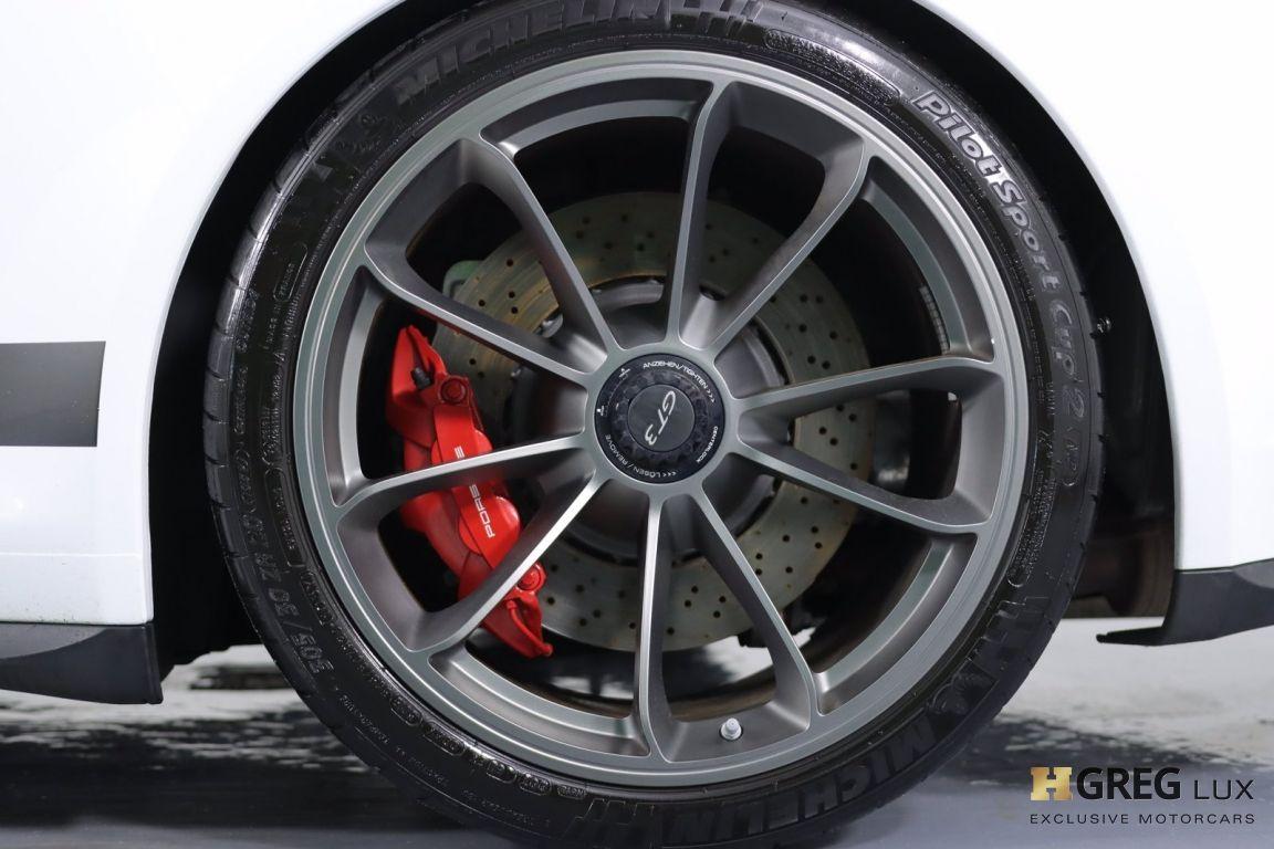 2016 Porsche 911 GT3 #27