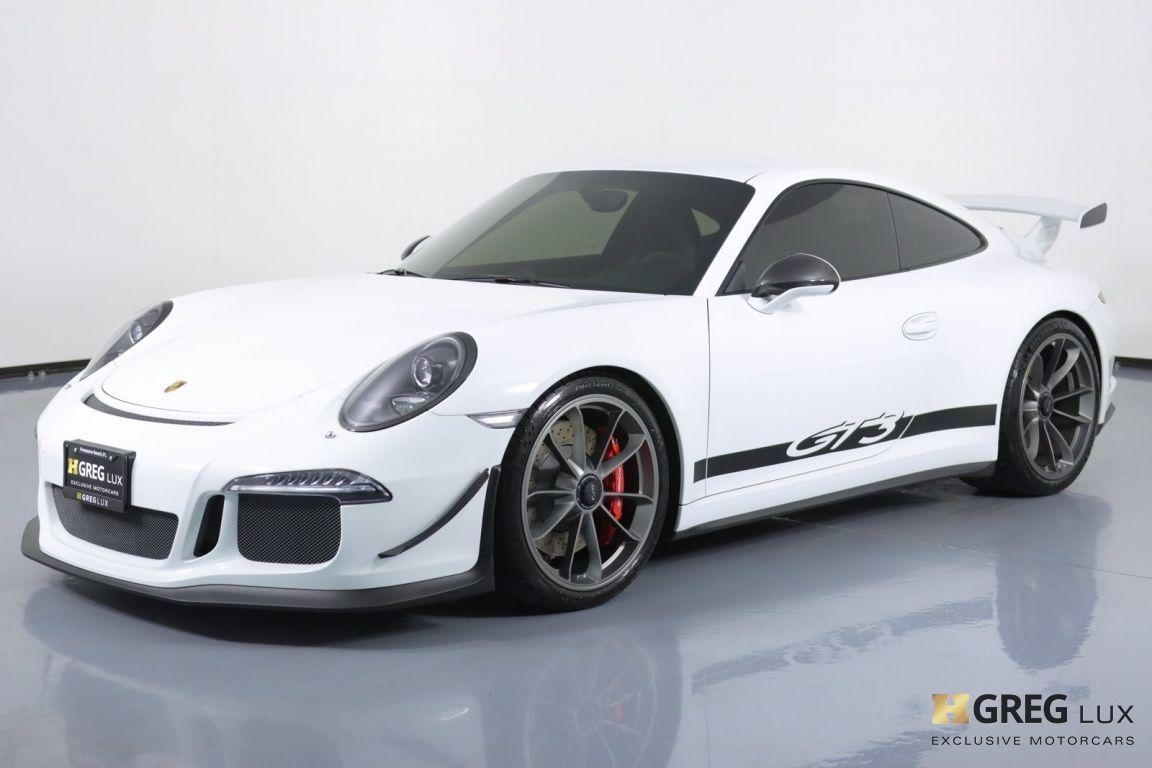 2016 Porsche 911 GT3 #29