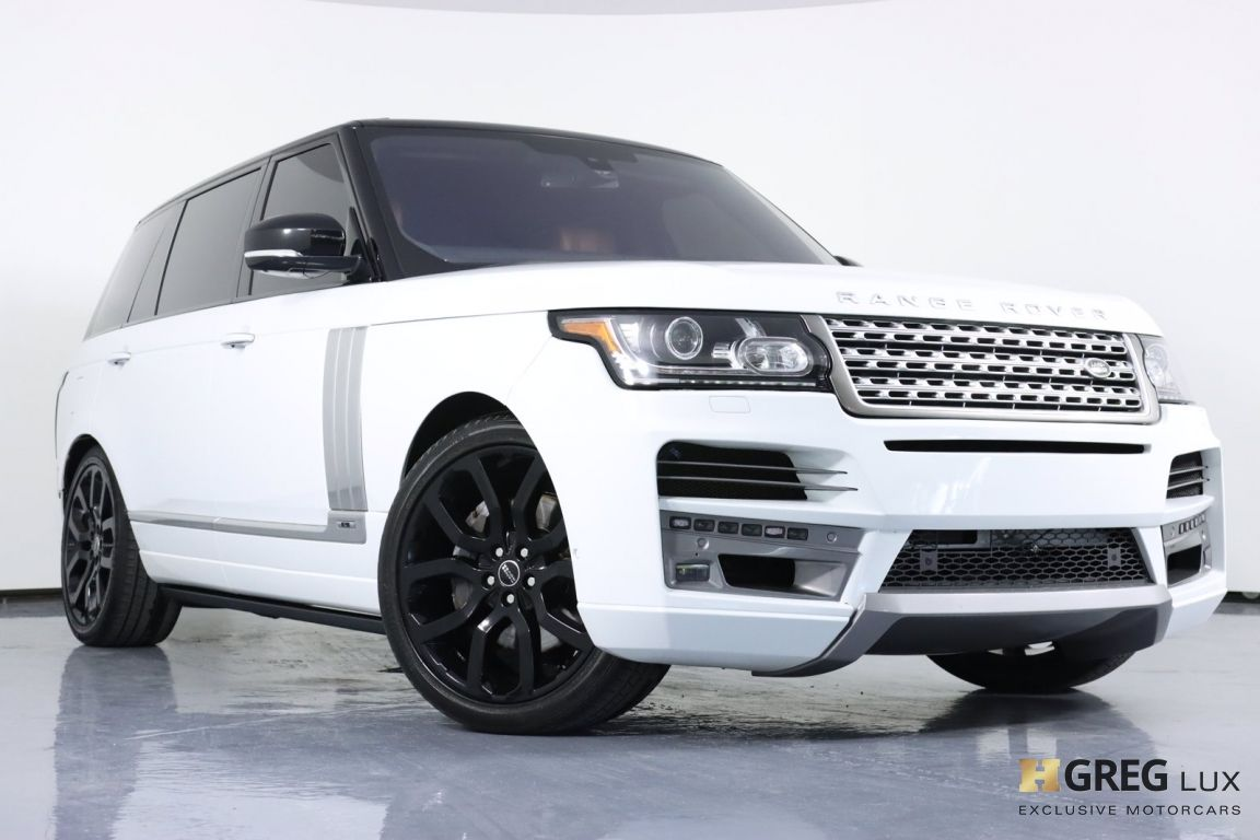2016 Land Rover Range Rover 5.0L V8 Supercharged Autobiography #29