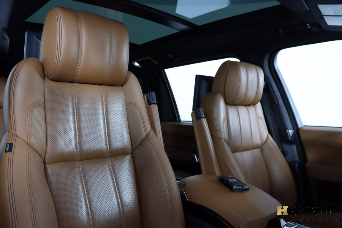2016 Land Rover Range Rover 5.0L V8 Supercharged Autobiography #34