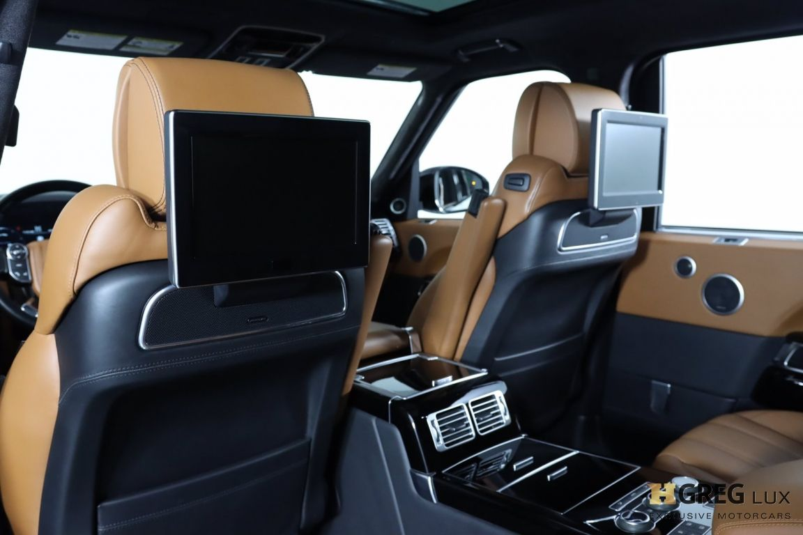 2016 Land Rover Range Rover 5.0L V8 Supercharged Autobiography #60