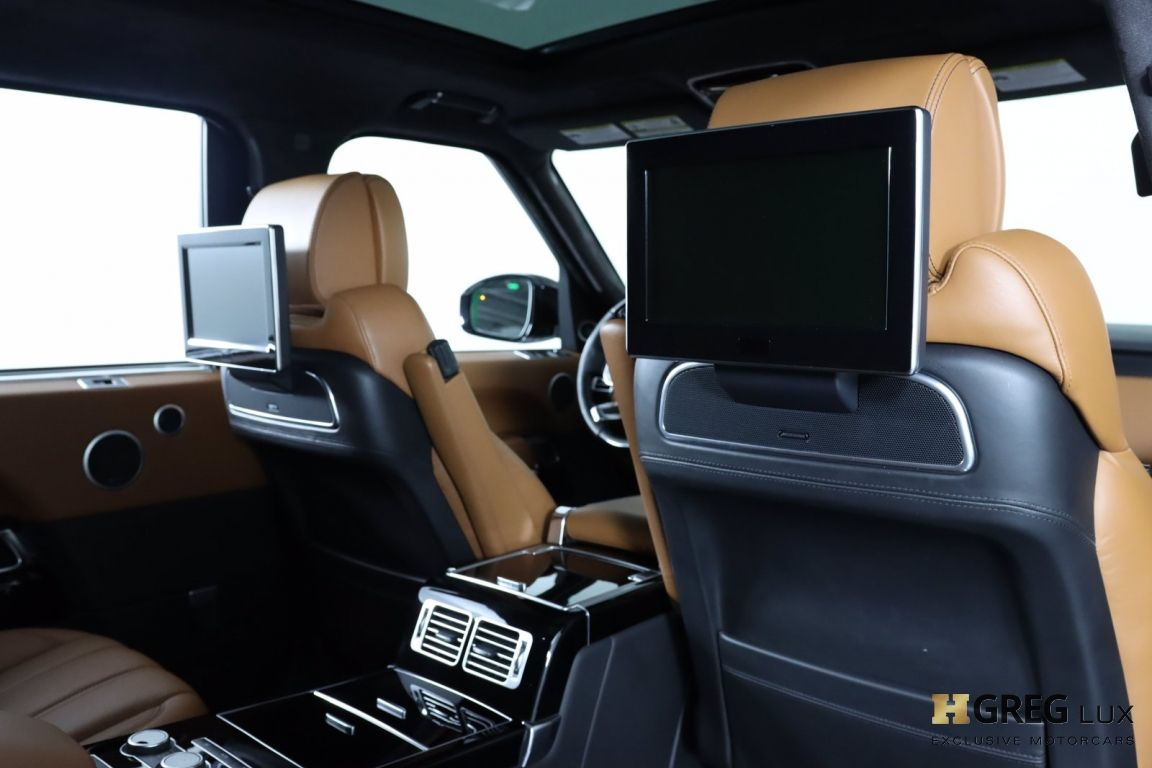2016 Land Rover Range Rover 5.0L V8 Supercharged Autobiography #62