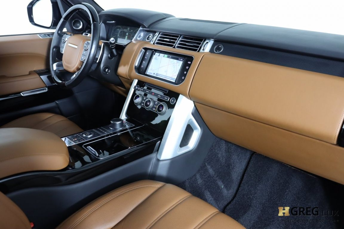 2016 Land Rover Range Rover 5.0L V8 Supercharged Autobiography #63