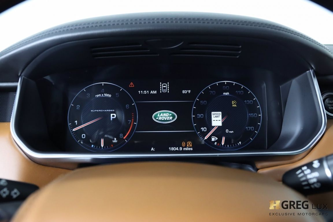 2016 Land Rover Range Rover 5.0L V8 Supercharged Autobiography #57