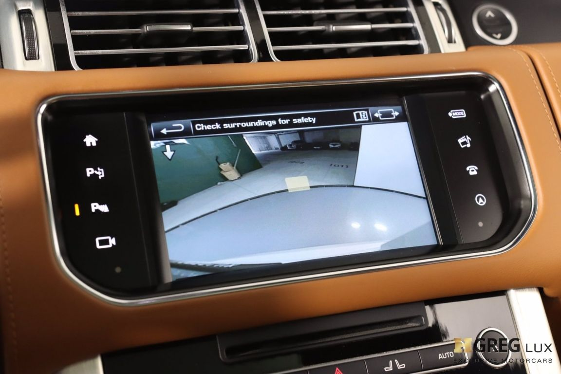 2016 Land Rover Range Rover 5.0L V8 Supercharged Autobiography #46