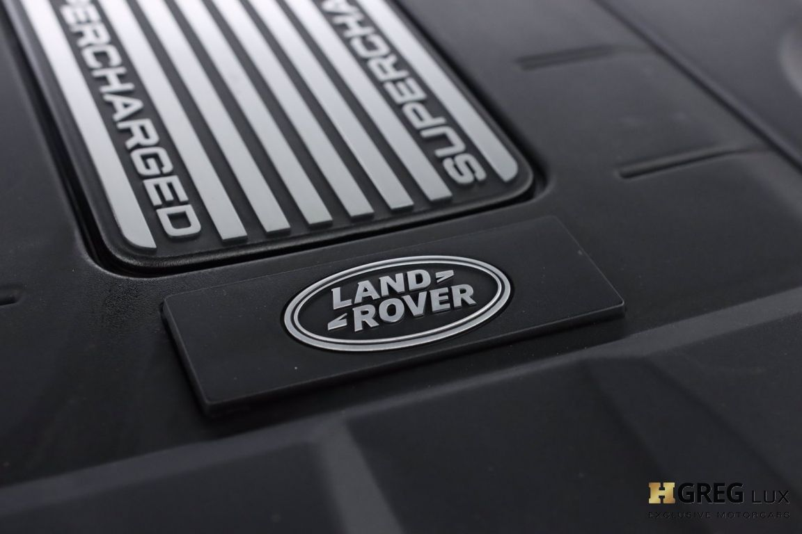 2016 Land Rover Range Rover 5.0L V8 Supercharged Autobiography #67