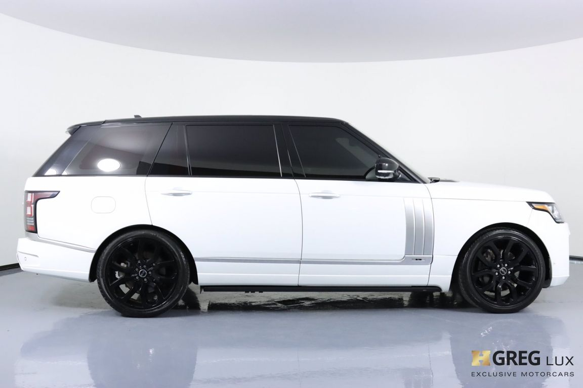 2016 Land Rover Range Rover 5.0L V8 Supercharged Autobiography #10