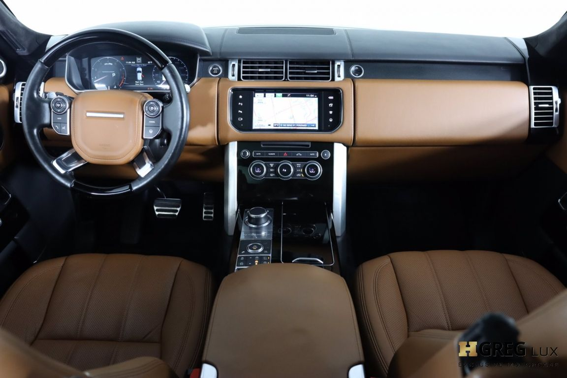 2016 Land Rover Range Rover 5.0L V8 Supercharged Autobiography #30