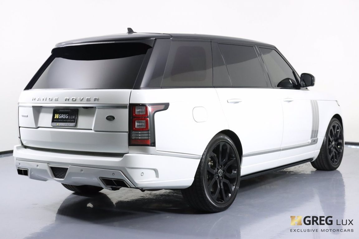 2016 Land Rover Range Rover 5.0L V8 Supercharged Autobiography #15