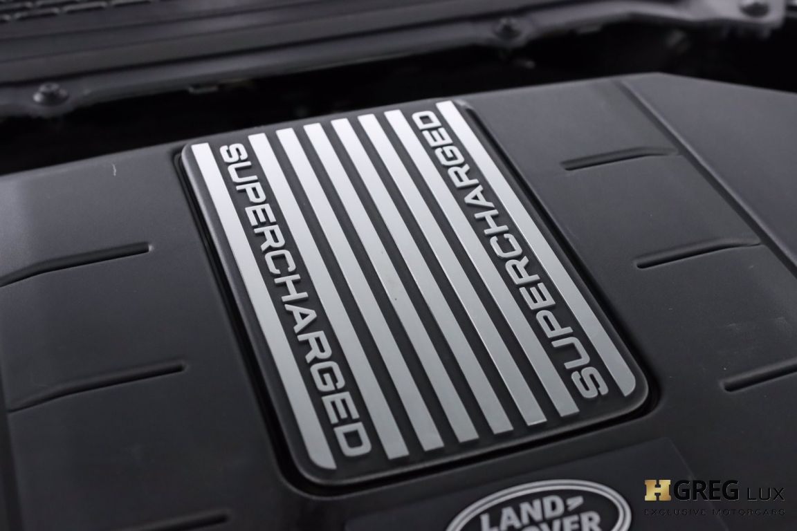 2016 Land Rover Range Rover 5.0L V8 Supercharged Autobiography #68