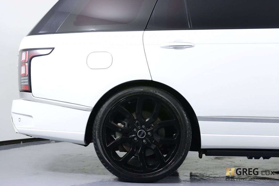 2016 Land Rover Range Rover 5.0L V8 Supercharged Autobiography #13