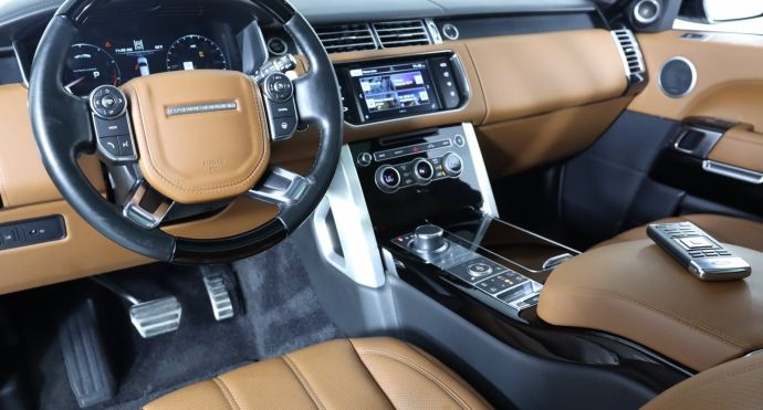 2016 Land Rover Range Rover 5.0L V8 Supercharged Autobiography #1