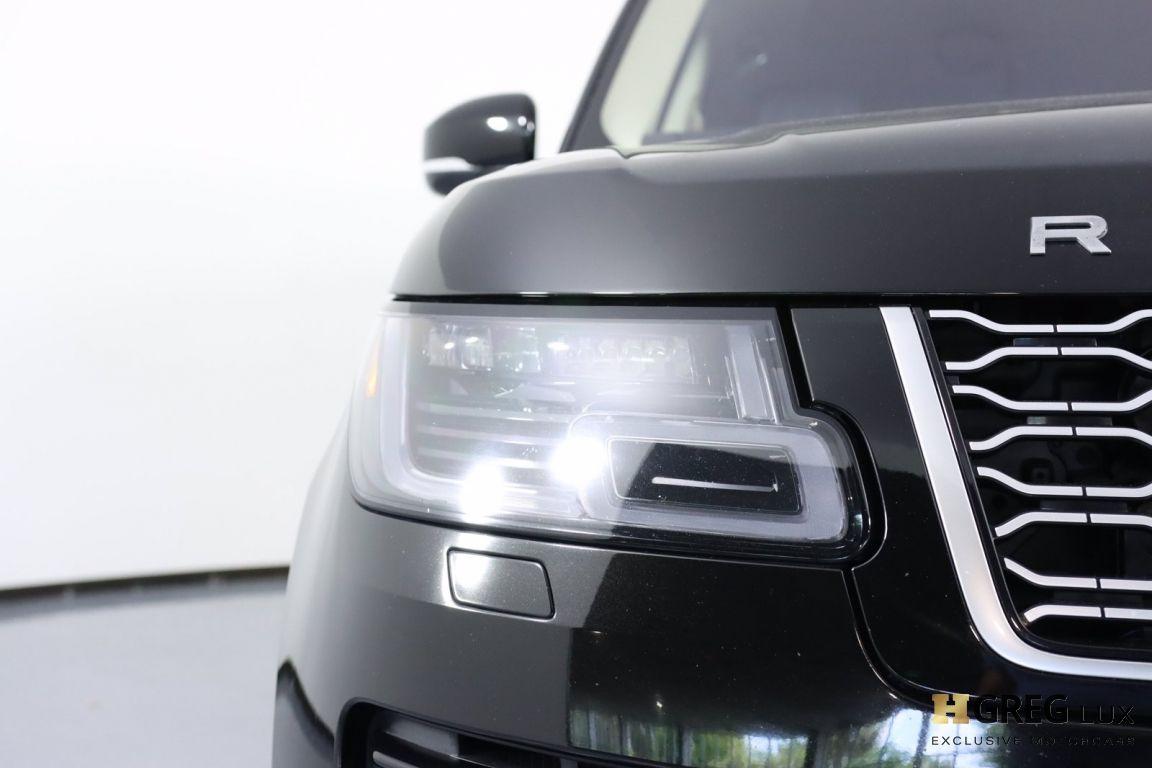 2019 Land Rover Range Rover 5.0L V8 Supercharged #4