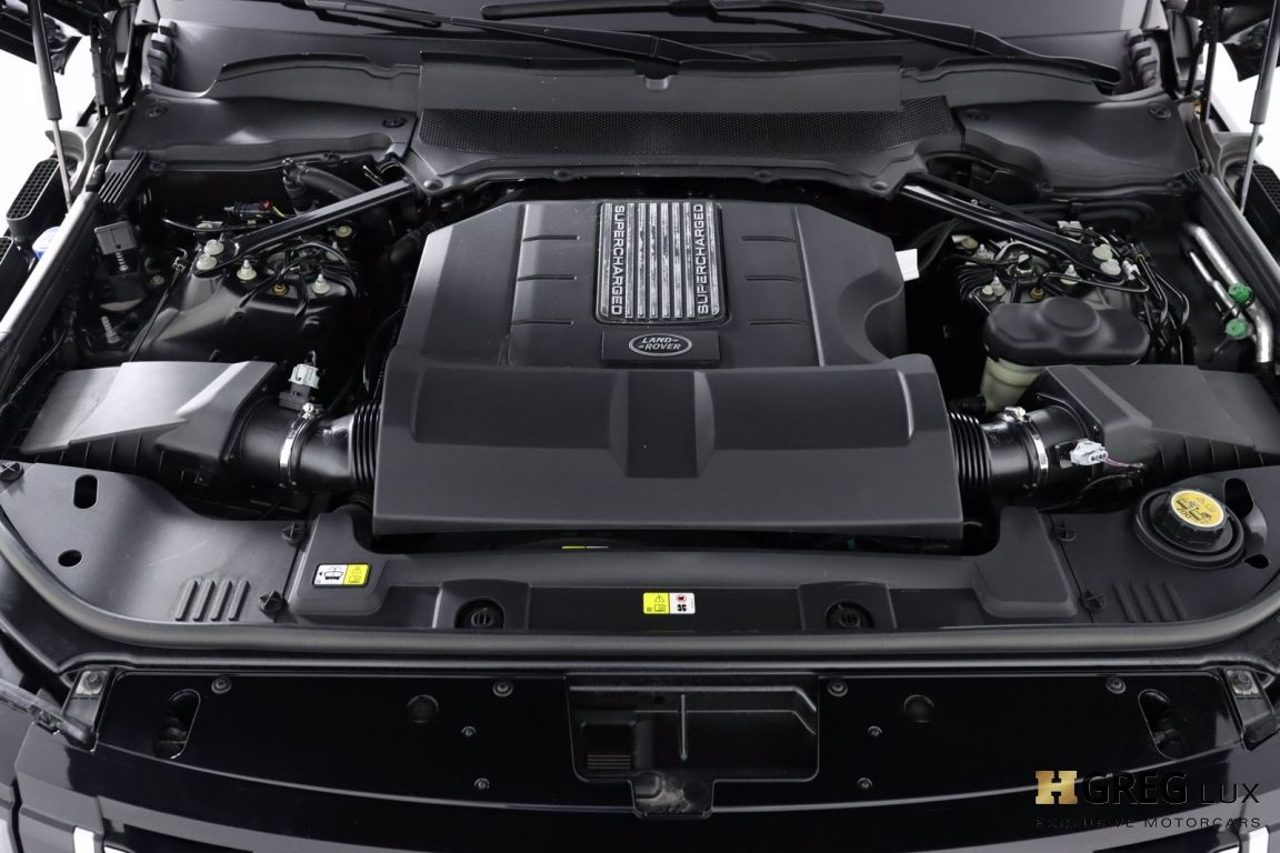 2019 Land Rover Range Rover 5.0L V8 Supercharged #65