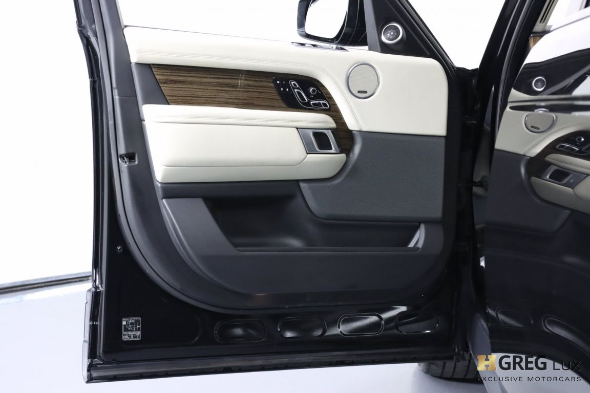 2019 Land Rover Range Rover 5.0L V8 Supercharged #41