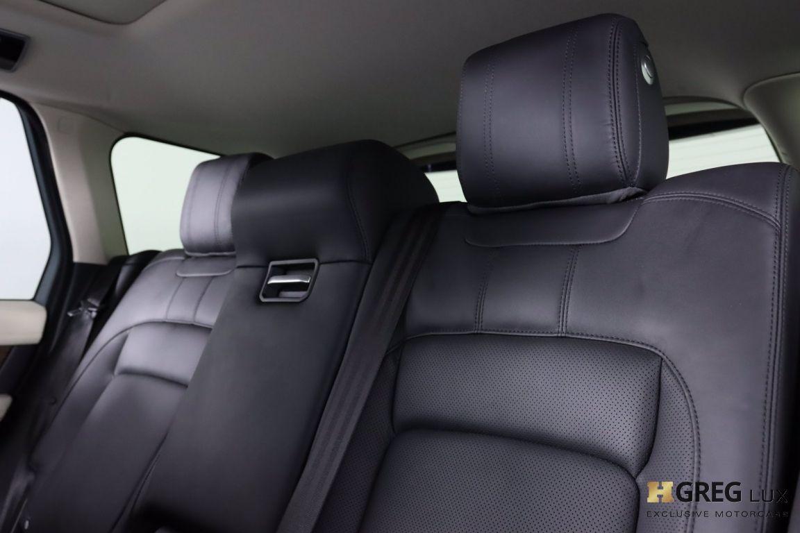 2019 Land Rover Range Rover 5.0L V8 Supercharged #35