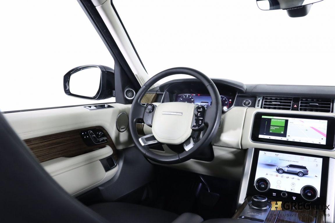 2019 Land Rover Range Rover 5.0L V8 Supercharged #54