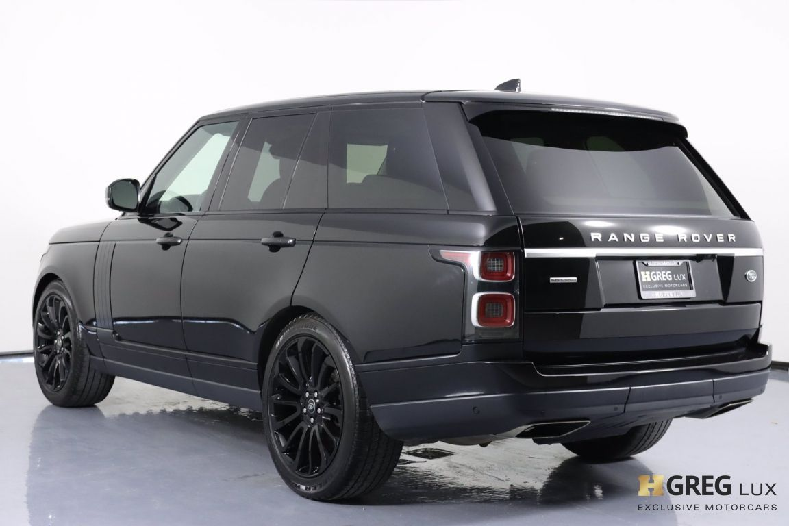 2019 Land Rover Range Rover 5.0L V8 Supercharged #24